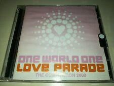 LOVE PARADE Compilation 2000 (2 CD No mix)