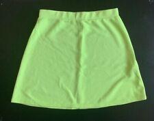 Atmosphere Skater Skirt Yellow Size 12