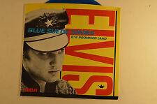 """elvis presley 7"""" 45 blue suede shoes/promised land BLUE V. pb 13929   vg+/m-"""