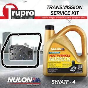 SYNATF Transmission Oil + Filter Service Kit for Toyota Camry Vienta MCV20R V6