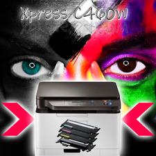 SAMSUNG Xpress C460W Multifunktions-Farblaserdrucker W-LAN inkl. neue Toner