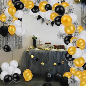 100pcs Balloon Arch Kit Garland Birthday Wedding Baby Shower Party Balloons Set