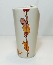 Max Brenner Chocolate Milkshake Tall Mug for Kids Alice Tall Cup