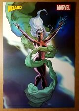 Storm Marvel Comic Poster by Frank Cho