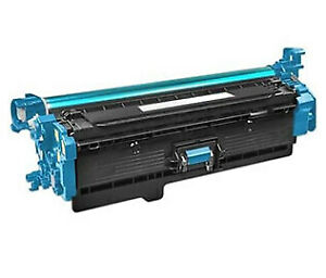 Compatible HP 508X (CF361X) High Yield Cyan Laser Toner Cartridge