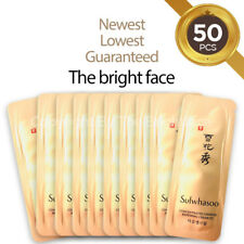 Sulwhasoo Lowest Newest Concentrated Ginseng Renewing Cream Ex 1ml x50pcs [50ml]