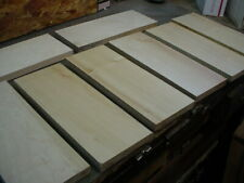 """8 Pc. Maple Lumber craft wood . Woodworking, Highly Figured. 13/16"""""""
