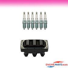 TK Fits 1995-2003 Ford Ranger V6 3.0L Tune up Kit Ignition Coil Plug