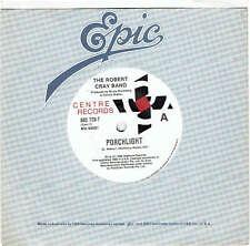 "THE ROBERT CRAY BAND - PORCHLIGHT - 7"" 45 VINYL RECORD - 1985"