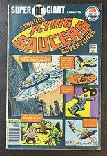 Super DC Giant #27 Strange Flying Saucers DC Sci-Fi Bronze Age, 1976