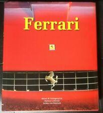 Ferrari by Rainer W. Schlegelmilch Large Oversized Hardcover Enzo Ferrari Vision
