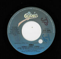 """ABBA * GIMMIE! GIMMIE! GIMMIE! * 7"""" SINGLE (ITALY) EPIC EPC 7914 PLAYS GREAT"""