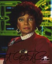 Nichelle Nichols Star Trek Autographe