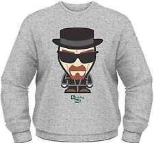 Breaking Bad - Heisenberg Minion Felpa Homme / Man - Taille / Size S