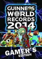 Guinness World Records 2014 Gamer's Edition-ExLibrary