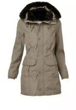 Witchery Khaki Anorak Jacket Coat  Size 12