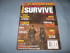 PERSONAL DEFENSE SURVIVE FALL/WINTER 2014 AMERICAN HANDGUNNER 2015 BUYER'S GUIDE
