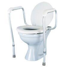 Toilettensicherheitsgeländer RFM aus eloxiertem Aluminium, Geländer