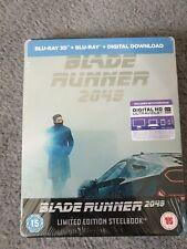 blade runner 2049 blu ray steelbook