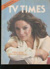 THE WINDSOR STAR TV TIMES 1979 DEC. 15-22 CELINE LOMEZ (FAIR/GOOD COND)