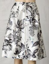 *New With Tag* PORTMANS Size 6 Floral A-Line Midi SKIRT Pockets $119