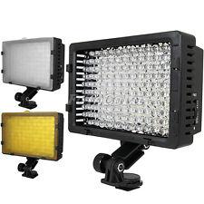 126 LED camera video lamp light hot shoe Lighting f camcorder DV Camera CN-126