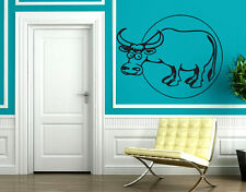Cow Animal Funny Kids Children Mural Wall Art Decor Vinyl Sticker z085