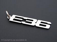 BMW E36 Keychain Keyring Chain Fob Keyfob M3 328i 325i 323i 320i 318i 316 Cabrio