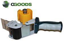 Handabroller mit  Bremse Profi Qualität 1A - Abroller inkl. 6 Rollen Klebeband