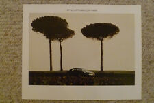 1982 Porsche 928 Coupe Showroom Advertising Sales Poster RARE!! Awesome L@@K