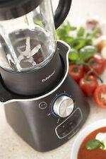 Cuisinart Licuadora SSB1E Calentador 500W Función Cocinar +SS licuadora