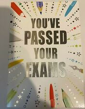 Well Done Congratulations Passed Exams