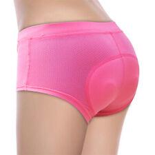 Damen Radunterhose 3D Gel gepolsterte Fahrradunterhose Unterwäsche
