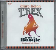 Marc Bolan T.Rex - Born To Boogie - Soundtrack Album - Special Edition 2CD NEW