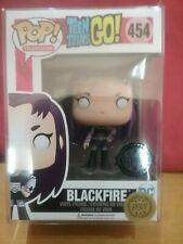 Funko Pop! Blackfire (Teen Titans Go) #454 Exclusive