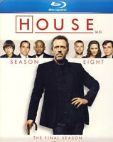 House, M.D. - Season 8 (Blu-ray) (Boxset) New Blu-ray