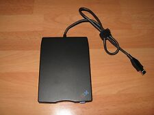 "IBM Black USB External 3.5"" Floppy Disk Drive Unit"