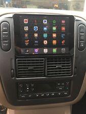 iPad Mini Dash Mount bezel For Ford Explorer 2001-2005 radio delete