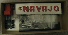 Navajo KW & 40' Trailer & Details, Athearn / Roco Minitanks, HO 1:87 Scale