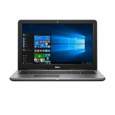 "New Dell Inspiron HD 15.6"" Laptop Core i7-7500U 12GB Memory 1TB-HD I556-77161GRY"
