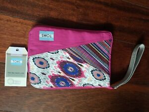TOMS Lagoon Striped Colorful Mix Mini Tablet Sleeve