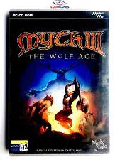 Myth 3 Wolf Age PC Nuevo Precintado Retro Videogame Videojuego Sealed New SPA