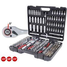 """KS TOOLS  1/4""""+3/8""""+1/2"""" Steckschlüssel-Satz, 195-tlg.Werkzeugkoffer Generation3"""