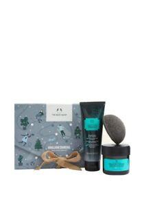 The Body Shop Himalayan Charcoal gift set
