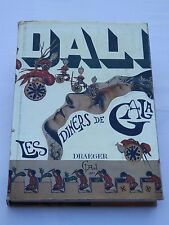 SALVADOR DALI - LES DINERS DE GALA  HARDCOVER 1973 BOOK LIVRE FRENCH 1ST EDITION