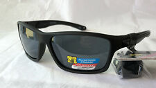 Body Glove Black Polarized Lens Sunglasses 100% UVA UVB Floating W Lanyard