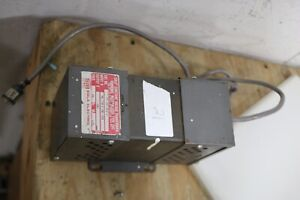 Sola Electric 23-22-112-2 Constant Voltage Transformer 120V