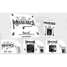 POSSESSED - Demo-nic 3 LP + 3 TAPE BOX SET (LIM. 350 WHITE VINYL*US TRHASH METAL