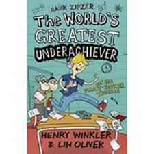 Hank Zipzer 7: The World's Greatest Underachiever and the Parent-Teacher Trouble