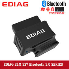 ELM327 OBD 2 OBD-II Car Auto Bluetooth V3.0 Diagnostic Interface Scanner Android